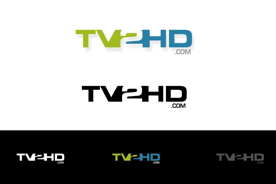 Proposition n°40 du concours Design a Logo for my tv2hd.com