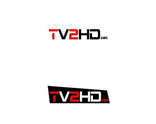 Bài tham dự cuộc thi #                                        31                                      cho                                         Design a Logo for my tv2hd.com