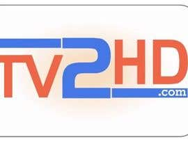 #14 for Design a Logo for my tv2hd.com by NPS7