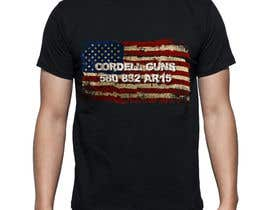 #26 untuk Design a T-Shirt for flags front and back oleh vasubhawsinghka