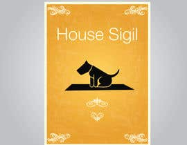 #3 untuk Design a Logo for House Sigil oleh SabDesign