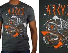 nº 2283 pour Earthlings: ARKYD Space Telescope Needs Your T-Shirt Design! par MajoX21