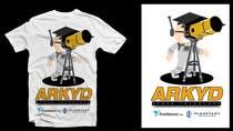 Graphic Design Inscrição do Concurso Nº1655 para Earthlings: ARKYD Space Telescope Needs Your T-Shirt Design!