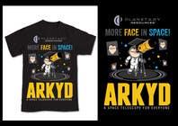 Graphic Design Inscrição do Concurso Nº1778 para Earthlings: ARKYD Space Telescope Needs Your T-Shirt Design!