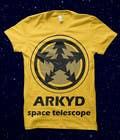Bài tham dự #2062 về Graphic Design cho cuộc thi Earthlings: ARKYD Space Telescope Needs Your T-Shirt Design!