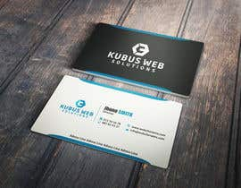 #33 for Design 1). Business Card 2). Letterhead 3). Microsoft Word document design by Fgny85