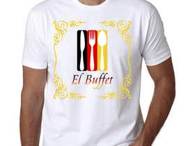 #3 for Design eines T-Shirts for Buffet Restaurant for a crowfunding camp. in germany by lokesh006