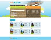 Graphic Design Inscrição do Concurso Nº12 para Website Design for Hoteltrotter