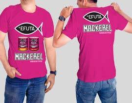 sandrasreckovic tarafından EFUTA Seapride T-Shirts için no 22