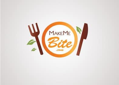 Nro 5 kilpailuun Design a Logo for Makemebite.com käyttäjältä kukubeso