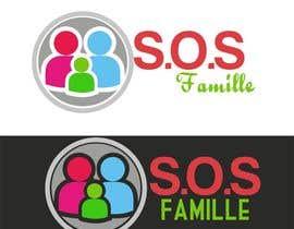 Nro 15 kilpailuun Design a Logo for S.O.S. Famille käyttäjältä desislavsl