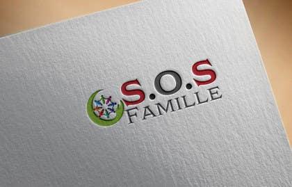 Nro 46 kilpailuun Design a Logo for S.O.S. Famille käyttäjältä walijah