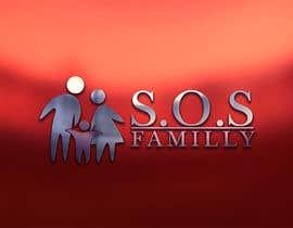 Nro 124 kilpailuun Design a Logo for S.O.S. Famille käyttäjältä ibrandstudio