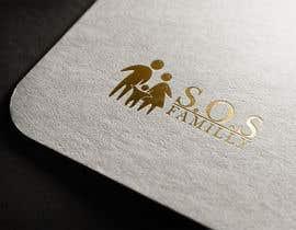 #126 for Design a Logo for S.O.S. Famille af ibrandstudio