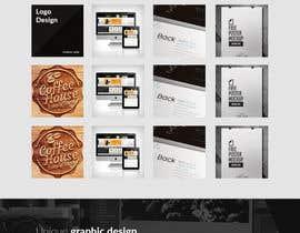 Nro 20 kilpailuun Design a Website Mockup for Graphics website käyttäjältä joshuacorby2014