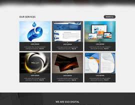 #43 untuk Design a Website Mockup for Graphics website oleh yasirmehmood490