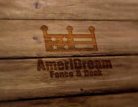 #48 cho Design a Logo for Ameridream Fence & Deck bởi NadirSetif