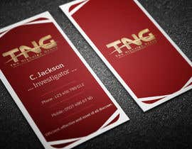 #10 for Design some Business Cards for PI business af Fgny85