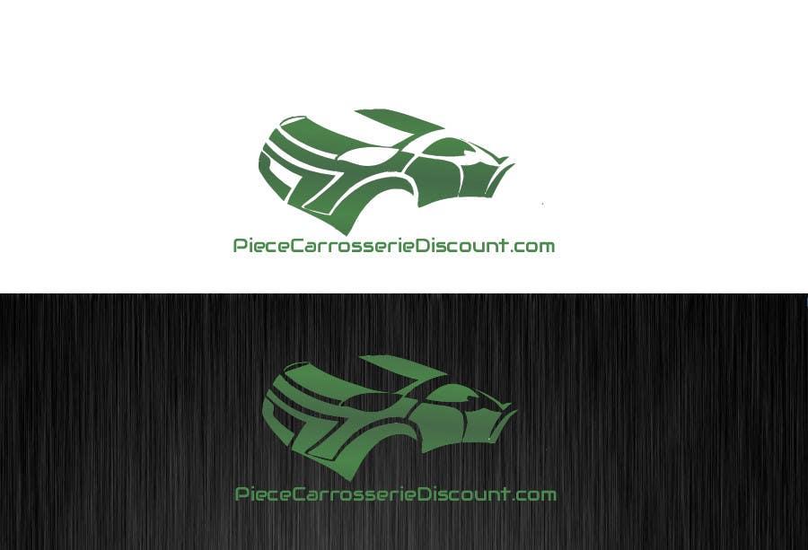 Contest Entry #                                        72                                      for                                         Logo Piece-carrosserie-discount.com