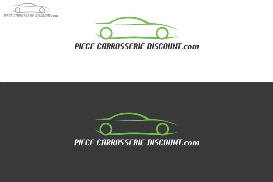 Contest Entry #                                        95                                      for                                         Logo Piece-carrosserie-discount.com