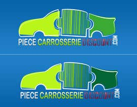 #101 for Logo Piece-carrosserie-discount.com af yosephadryan