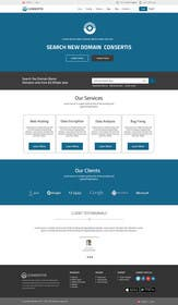 #43 cho Design a Website Mockup for boutique IT/hosting provider bởi ankisethiya