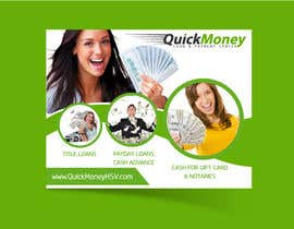 #15 for Design a Flyer for QuickMoney by ethancoder1