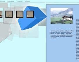 #16 untuk HomePage design oleh ganzam