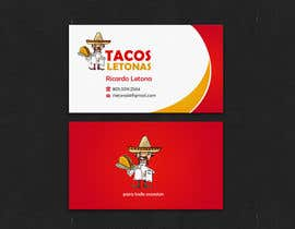 #25 for Design some Business Cards for a taco business af einsanimation