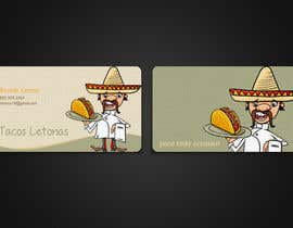 #32 for Design some Business Cards for a taco business af einsanimation