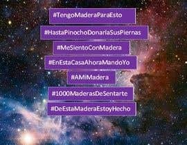 #4 for Crear un hashtag para una marca de mobiliario de bajo costo by natalialee28