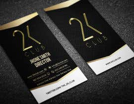 #3 untuk Design some Business Cards for a social club oleh Fgny85