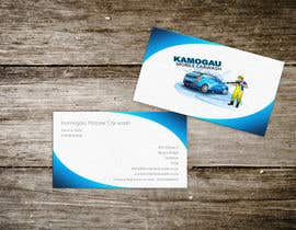farhanajanchal tarafından Design a letterhead and business card for a car wash. için no 20