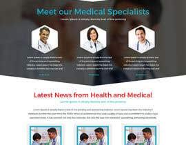 #11 for Design a Website Mockup for a surgeon af shomuk