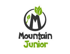 "#13 untuk Design a Logo for ""Mountain Junior"" sports club oleh hassanahmad93"