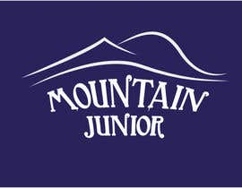 "#10 untuk Design a Logo for ""Mountain Junior"" sports club oleh aniruddhitune"