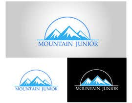 "#33 untuk Design a Logo for ""Mountain Junior"" sports club oleh saif95"