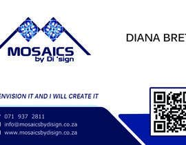 #18 for Design a letterhead and business card for a Mosaic Company af newstartcreative