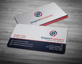 #5 for Re-design Business Card for Empire Assessors by anikush