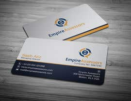 #6 for Re-design Business Card for Empire Assessors by anikush