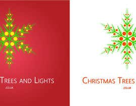 #149 untuk Design a Logo for Christmas Trees and Lights oleh dilpora