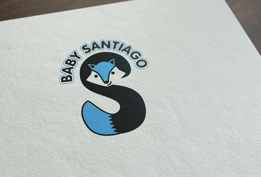 Kilpailutyö #11 kilpailussa Design a Cute Wolf Logo for Children's Clothing Store