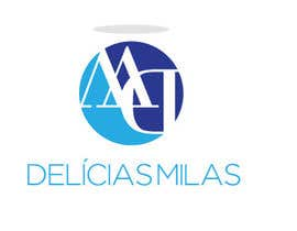 #20 for Logo and Business Card for Delicias Milas by mindtrack786