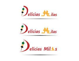 #18 for Logo and Business Card for Delicias Milas by sateshcharan