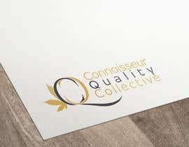 Nro 97 kilpailuun Design a Logo for my company CQC -connoisseur quality collective käyttäjältä vladspataroiu