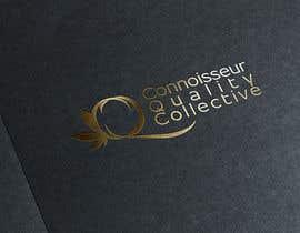 Nro 98 kilpailuun Design a Logo for my company CQC -connoisseur quality collective käyttäjältä vladspataroiu