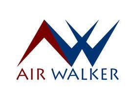 #27 untuk Design a Logo for Air Walker oleh Dimches