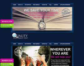 #11 para Design a Banner for website por lastmimzy