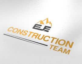 #82 untuk Design a Logo for EJE construction oleh aftabuddin0305