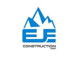 #88 untuk Design a Logo for EJE construction oleh aftabuddin0305